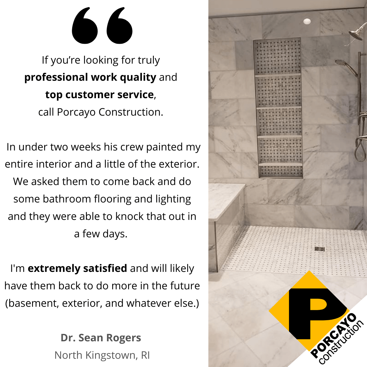 Bathroom Remodel Review NK